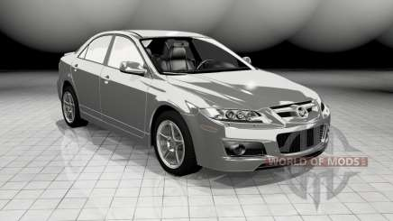 Mazda6 MPS (GG) 2005 for BeamNG Drive