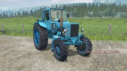 MTZ-52 Belarus blue for Farming Simulator 2013