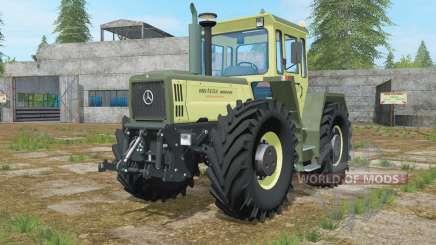 Mercedes-Benz Trac 1800 Intercooler artichoke for Farming Simulator 2017