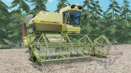 SK-5 Niva ninasimone green for Farming Simulator 2015