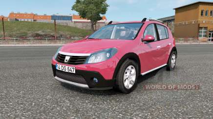 Dacia Sandero 2008 for Euro Truck Simulator 2