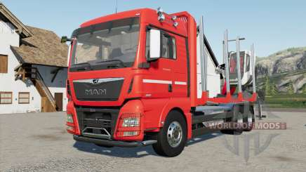 MAN TGX 26.640 for Farming Simulator 2017