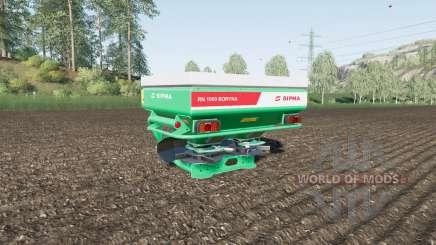 Sipma RN 1000 Boryna for Farming Simulator 2017