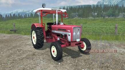 McCormick International 323 paradise pink for Farming Simulator 2013