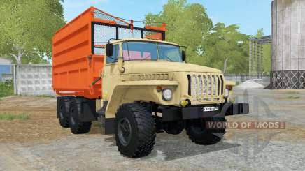 Ural-5557 for Farming Simulator 2017