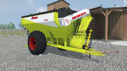 Cestari 19.000 LTS Claas version for Farming Simulator 2013