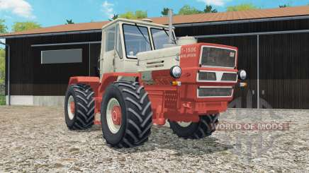 T-150K soft-red for Farming Simulator 2015