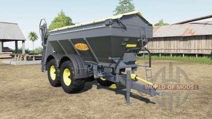 Bredal K165 colour choice for Farming Simulator 2017