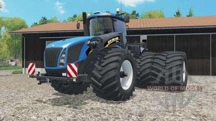 New Holland T9.565 dual rear wheels for Farming Simulator 2015