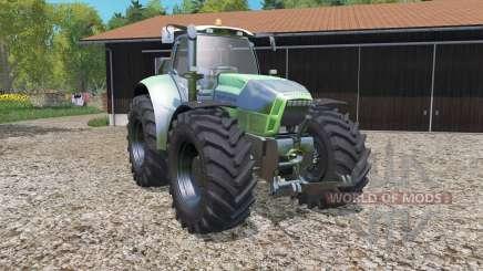 Deutz-Fahr Agrotron X 720 graphic improvements for Farming Simulator 2015