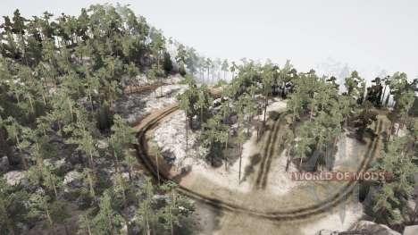 Schitt Ranch for Spintires MudRunner