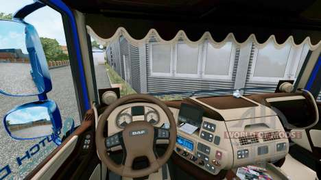 DAF XF De Vries for Euro Truck Simulator 2