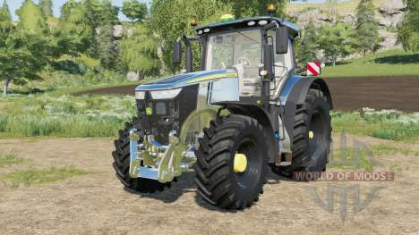 John Deere 7R-series Chrome Edition for Farming Simulator 2017