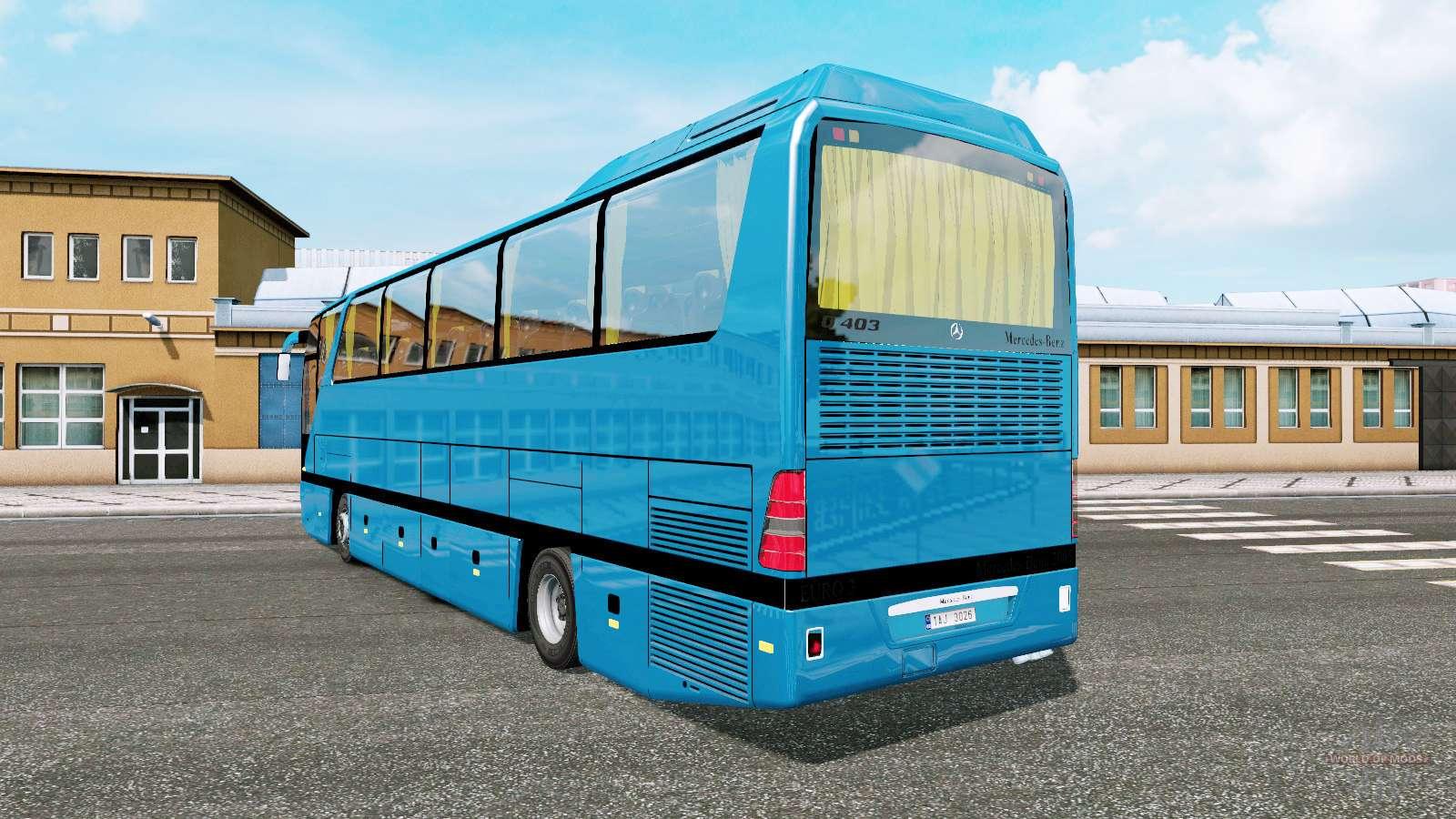 Download Mercedes Benz Wallpaper Bus Simulator Background