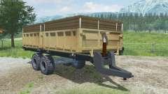 MMZ-771 ninasimone-orange for Farming Simulator 2013