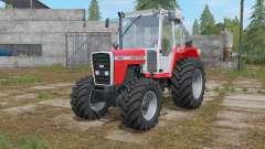 Massey Ferguson 698T dead weight 5300 kg. for Farming Simulator 2017