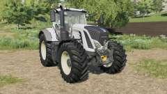 Fendt 900 Vario extended tire configuration for Farming Simulator 2017