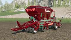 Agro-Masz Salvis 3800 metallic multicolor for Farming Simulator 2017