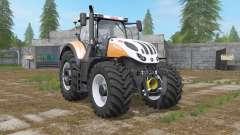 Steyr Terrus 6000 CVT 6 new engine tuning for Farming Simulator 2017