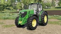 John Deere 6R-series Green Edition for Farming Simulator 2017