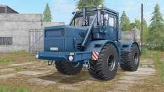 Kirovets K-700A improved behavior while driving for Farming Simulator 2017