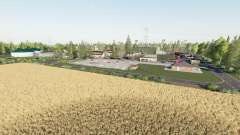 North Frisian Marscɧ for Farming Simulator 2017