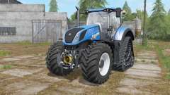 New Holland T7.290 Rowtrac for Farming Simulator 2017
