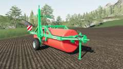 Duvelsdorf Green Roller Vario expanded for Farming Simulator 2017