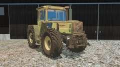 Mercedes-Benz Trac 1800 Intercooler soiled for Farming Simulator 2015