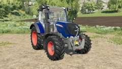 Fendt 300 Vario swing axle improved for Farming Simulator 2017
