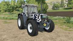 Deutz-Fahr AgroStar 6.61 Cow Edition for Farming Simulator 2017