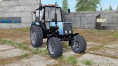 MTZ-Belarus 1025 animation working bodies for Farming Simulator 2017