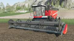 Massey Ferguson 7347 S Activa three logos for Farming Simulator 2017