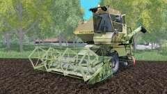SK-5 Niva with hanging header for Farming Simulator 2015