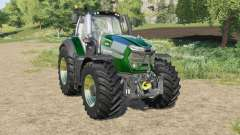 Deutz-Fahr Serie 9 TTV Agrotron 3-color for Farming Simulator 2017