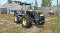 John Deere 8030 in black for Farming Simulator 2017