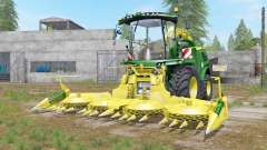 John Deere 8000 for Farming Simulator 2017