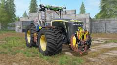 John Deere 8030 Black Shadow for Farming Simulator 2017