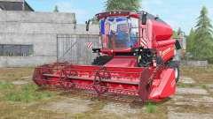 New Holland TC5.90〡980CF 6R〡Varifeed 18FT for Farming Simulator 2017