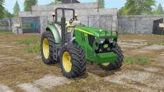 John Deere 5085M & H240 for Farming Simulator 2017