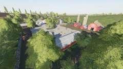 Westbridge Hills v1.1 for Farming Simulator 2017