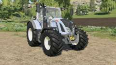Fendt 700 Vario different tire configuration for Farming Simulator 2017