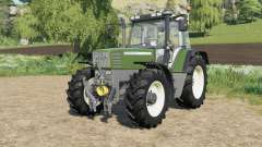 Fendt Favorit 500 C Turboshift for Farming Simulator 2017