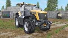 JCB Fastrac 8310 version route for Farming Simulator 2017