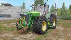 John Deere 8030 IC control for Farming Simulator 2017