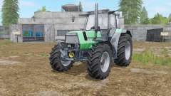 Deutz-Fahr AgroStar 6.61 with more speed for Farming Simulator 2017