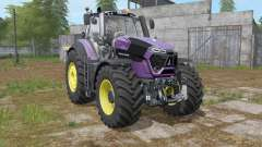 Deutz-Fahr Serie 9 TTV Agrotron with new sound for Farming Simulator 2017