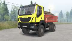 Iveco Trakker 4x4 for Spin Tires