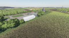 Rolling Hills for Farming Simulator 2017