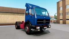 Mercedes-Benz NG 1632 congress blue for Euro Truck Simulator 2